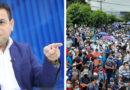 Ministro de Trabajo pide a los alcaldes no manipular a sus trabajadores porque el FODES no es para pagar salarios