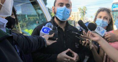 """Ministro Alabi: """"No deseamos una segunda ola de contagios aunque tengamos un servicio de salud mejor"""""""