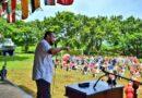 Cinco mil pescadores artesanales afectados por la pandemia COVID19 reciben sus paquetes de alimentos en La Unión