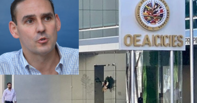 Denuncian al alcalde Neto Muyshondt ante la CICIES por actos de corrupción en el cobro de los impuestos a los capitalinos