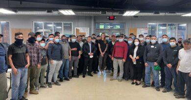Gracias al Programa de Migración Laboral, creado por el Ministro, Rolando Castro, El Salvador es reconocido a nivel mundial como la mejor mano de obra