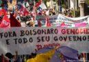 Brasileños vuelven a las calles para pedir la salida de Bolsonaro
