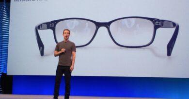 Facebook da a conocer sus gafas inteligentes Ray Ban